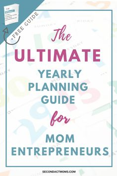 Struggling to create your plan for success in 2018?  Grab my free guide. We give you step by step instructions so that you can quickly create a plan that fits your life.  Sign up to receive it for free. planning | goal setting | productivity | female entrepreneur | mompreneur #planning #goalsetting #productivity #mompreneur
