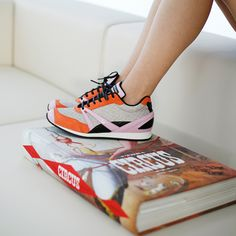 If these Balenciaga sneakers don't make you want to work out then I don't know what will | Style Heroine