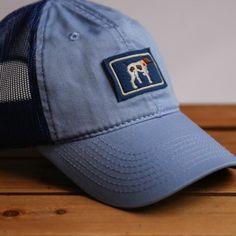 Blue Trucker | Southern Point Co. http://www.dixiepickersstore.com/