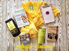 August Giveaway is live live live! daisyandjune.com