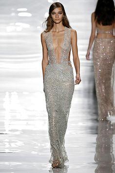 New York Fashion Week: Rem Acra Primavera/Verano 2015 Runway Fashion, Fashion Beauty, Girl Fashion, Fashion Show, Fashion Looks, Fashion Design, Dressy Dresses, Elegant Dresses, Met Gala Outfits