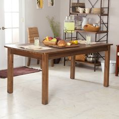 Townsend Dining Table $360