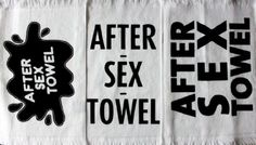 "After Sex Hand Towel 12"" x 18"" [3 Pack Bundle] Adult Bachelorette Wedding Gift Toys MARKS,http://www.amazon.com/dp/B00BJ8D4QY/ref=cm_sw_r_pi_dp_Ebhysb1X7YF019S7"