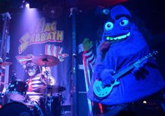 Mac Sabbath is a band that blends Black Sabbath with fast food lyrics. Yup. Photo courtesy  Donna Coombs.