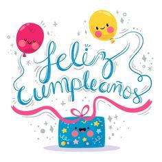 Happy Birthday Notes, Happy Birthday In Spanish, Birthday Cards For Him, Birthday Posts, Happy Birthday Greeting Card, Happy Birthday Images, Happy Birthday Wishes, Funny Printable Birthday Cards, Birthday Card Template