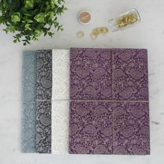 Our beautiful and practical notebooks are made from recycled materials. Finished with a textured look (a bit like leather) they are eco and animal friendly. All of our beautiful rich prints and patterns are hand-screen printed using eco-friendly dyes. A4 Notebook, Notebook Covers, Beautiful Notebooks, Paisley Design, How To Make Paper, Recycled Materials, Print Patterns, Screen Printing, Recycling