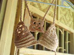 crochet bra | Crochetology.net