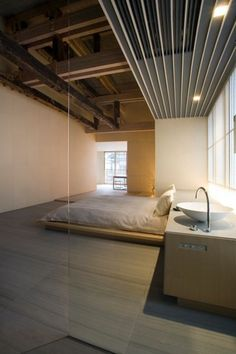 30 ไอเดีย ห้องนอนสไตล์ Minimalist สวย เรียบ เก๋ ชวนผ่อนคลายตลอดเวลา