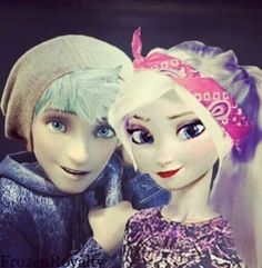 Image via We Heart It https://weheartit.com/entry/147641115 #disney #frozen #jackfrost #swag