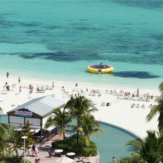 Grand Lucayan Beach Front Bahamas Resorts Cruise Port Bars All Inclusive
