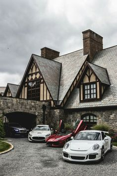 #luxury #cars #villa