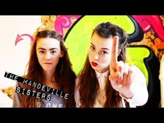 A channel featuring the lifes of the crazy and unique 'Mandeville Sisters' Amelia Mandeville aged 16 and Grace Mandeville 18.  Uploading videos weekly!