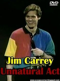 Jim Carrey: Unnatural Act (1991)…