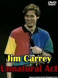 Jim Carrey: Unnatural Act - world of movies