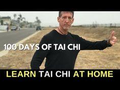 Learn Tai Chi at Home in 100 Days Tai Chi Movements, Tai Chi For Beginners, Tai Chi Video, Karate, Tai Chi Clothing, Yang Style Tai Chi, Tai Chi Moves, Massage Shiatsu, At Home Workouts