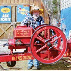6 hp Galloway Engine - Gas Engines - Gas Engine Magazine