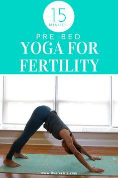 Yoga Régénérateur, Bed Yoga, Vinyasa Yoga, Pilates Yoga, Pilates Reformer, Yoga Meditation, Fertility Yoga, Fertility Diet, Fertility Massage Self
