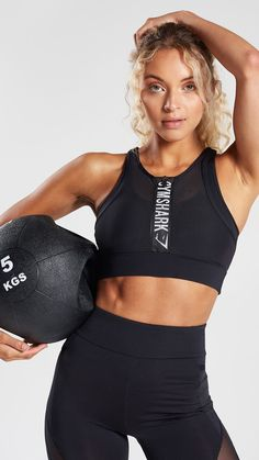2cd8431a736af See more. Elevate Sports Bra - Black. Dominate your workout without  distraction. Includes high-impact