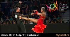 Sambata 31 Martie si Duminica 1 Aprilie se danseaza de la 9:00 si pana la miezul noptii. Galele, cu dansatori din top10 mondial, incep la 19:30.   Bilete prin Myticket: https://www.myticket.ro/ro/events?search=DanceMasters  #dancemasters #eveniment #dansuri #competitie #amuzament #standard #latino #top10mondial #salapolivalenta
