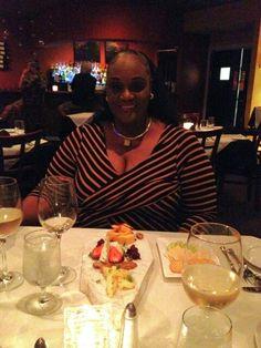 Happy birthday to my beautiful mommy.