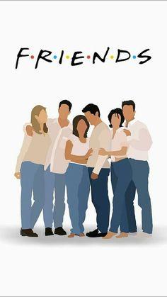 Friends Tv Quotes, Friends Scenes, Friends Episodes, Friends Poster, Friends Cast, Friends Moments, Friends Show, Best Friends, Images Murales