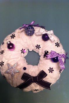 Wreath <3 Wreaths, Halloween, Handmade, Home Decor, Hand Made, Decoration Home, Door Wreaths, Room Decor, Deco Mesh Wreaths