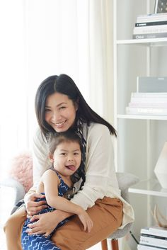 Check out these photos and interview with Jeanne Chan of Shop Sweet Things and Harlow and Grey. Family Is Everything, Mommy And Me Outfits, We Are Family, Mini Me, Beautiful Moments, Mom Style, Affordable Fashion, New Moms, Mom And Dad