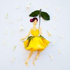 FLOWER DRESSES: Love Limzy.