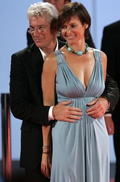 Richard Gere And Carey Lowell Wedding Pinterest • The worl...