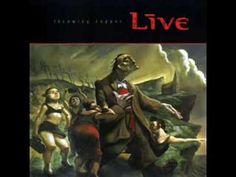 Live - Lightning Crashes With Lyrics seriously awesome song!!! Takes me back to some awesome times