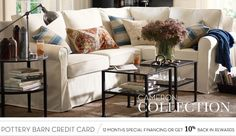 Cameron Sectional Sofa Collection | Pottery Barn.  Small sectional