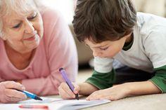 Stay-at-Home Grandma | Stretcher.com - Money saving tips for grandparents who are raising their grandkids.