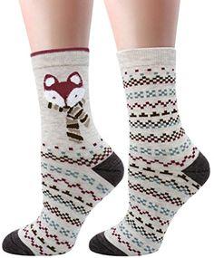 LITTONE Women's Cozy Cotton Cartoon Crew Novelty Socks 2 Pairs Funny Socks, Crazy Socks, Novelty Socks, Kids Prints, Cotton Socks, Bring It On, Women Socks, Cozy, Pairs