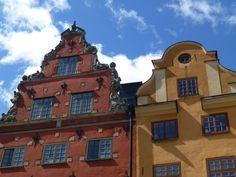 Stockholm, oude stad Thema juni: steden