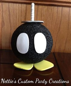 Hey, I found this really awesome Etsy listing at http://www.etsy.com/listing/114245226/super-mario-bros-inspired-hot-bob-bomb