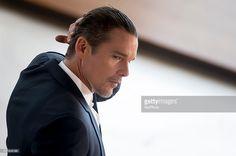 Actor Ethan Hawke at seven magnificent premiere during 64rd San Sebastian Film Festival at Kursaal Theater on September 17, 2016 in San Sebastian, Spain.