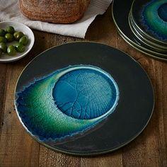 $19 Crackled Platter #westelm