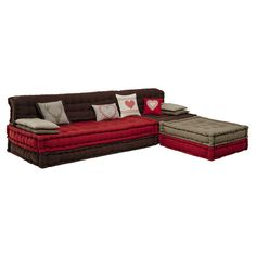 Matratzenkissen 80x80  Bodenkissen Sofa Caribou 160x80 grau | Wohnen | Pinterest