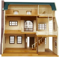 Amazon.com: Calico Critters: Deluxe Village House: Toys & Games