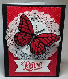 Create with Seongsook: Inlaid Butterflies - How to do