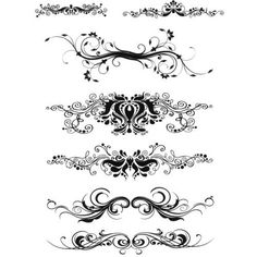 The bottom one! Lower back tattoo