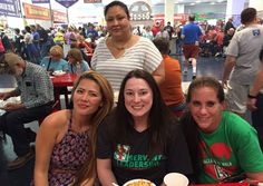 Our HR Service Center Team having lots of fun at the State Fair of Texas!