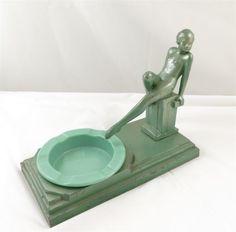 Frankart-Art-Deco-Nude-Female-Ashtray-Figure-Statute-APT-NY-7-1-2-034-x-9-7-8-034