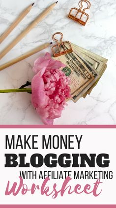 Affiliate marketing is a multi-billion dollar industry taking work-at-home folks like you and me to income opportunities we could have never imagined in our lives. Pick up this worksheet to start getting your piece of the pie. Make Money Blogging, Make Money From Home, Make Money Online, How To Make Money, Blogging For Beginners, Affiliate Marketing, Worksheets, Pie, Torte