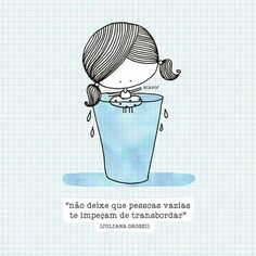 Portuguese Quotes, Frases Humor, Simple Quotes, Painting Of Girl, Sweet Words, Beauty Quotes, Cute Pattern, Family Love, Funny Cartoons