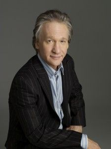 Bill Maher- controversial, irreverent but also insightful and uniquely positioned to provide critical sociopolitical commentary. #Celeb #BillMaher