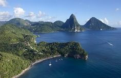 Anse Chastenet, St. Lucia