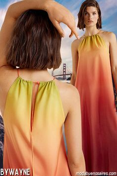 Summer Dresses, Casual, Outfits, Fashion, Tank Tops, Tela, Spring Summer Trends, Spring Fashion, Long Formal Dresses