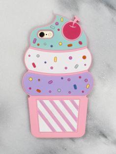 Ice Cream iPhone Case.