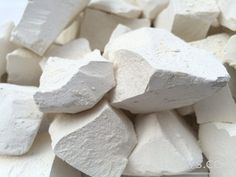 KRAM edible Chalk chunks natural lump for eating (food), Free Samples (Russian chalk)